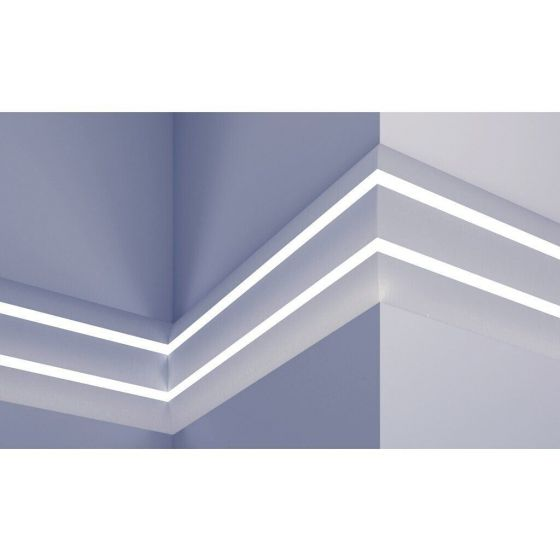 Profil pentru banda LED din poliuretan KF503 3