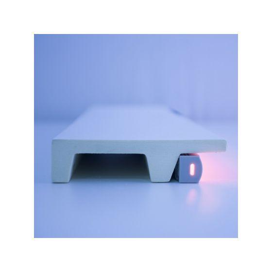 Profil pentru banda LED din poliuretan KF504 2