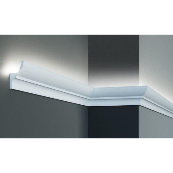 Profil pentru banda LED din poliuretan flexibil KF701F poza noua
