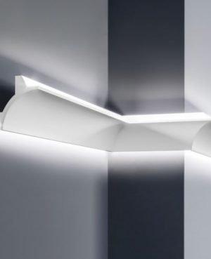 Profil pentru banda LED din poliuretan KF703 2