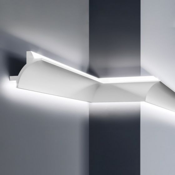 Profil pentru banda LED din poliuretan KF703 imagine