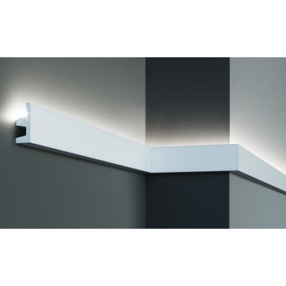 Profil pentru banda LED din poliuretan flexibil KF501 2