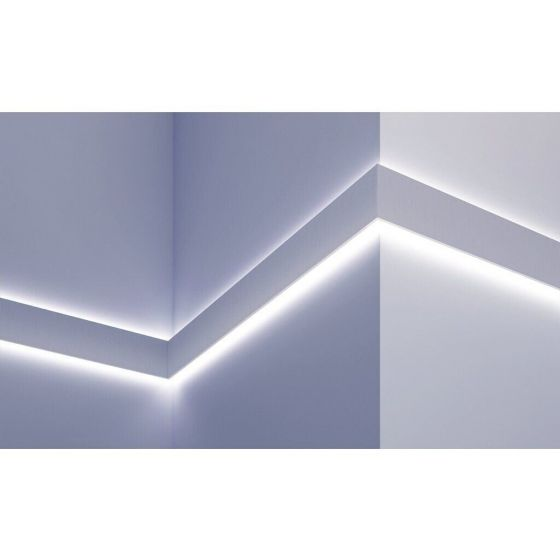Profil pentru banda LED din poliuretan flexibil KF503F 3
