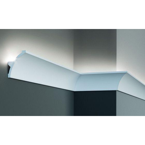 Profil pentru banda LED din poliuretan flexibil KF702F poza noua