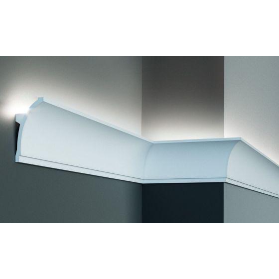 Profil pentru banda LED din poliuretan flexibil KF704F 2