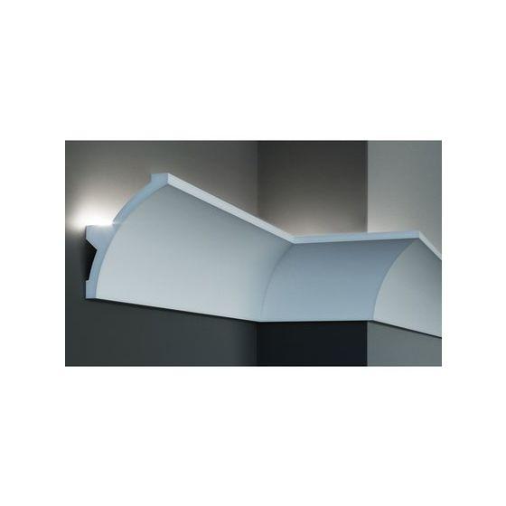 Profil pentru banda LED din poliuretan flexibil KF708F poza noua