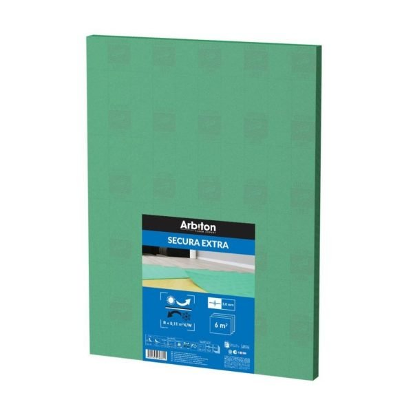 izolator parchet arbiton secura max 3mm
