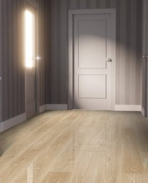 Parchet laminat super lucios Falquon Wood Germania Oak Auxerre D3687