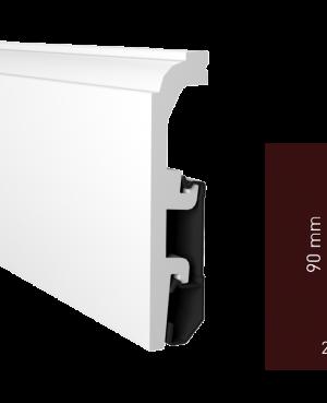 Plinta Arbiton polimer dur Vega 0910