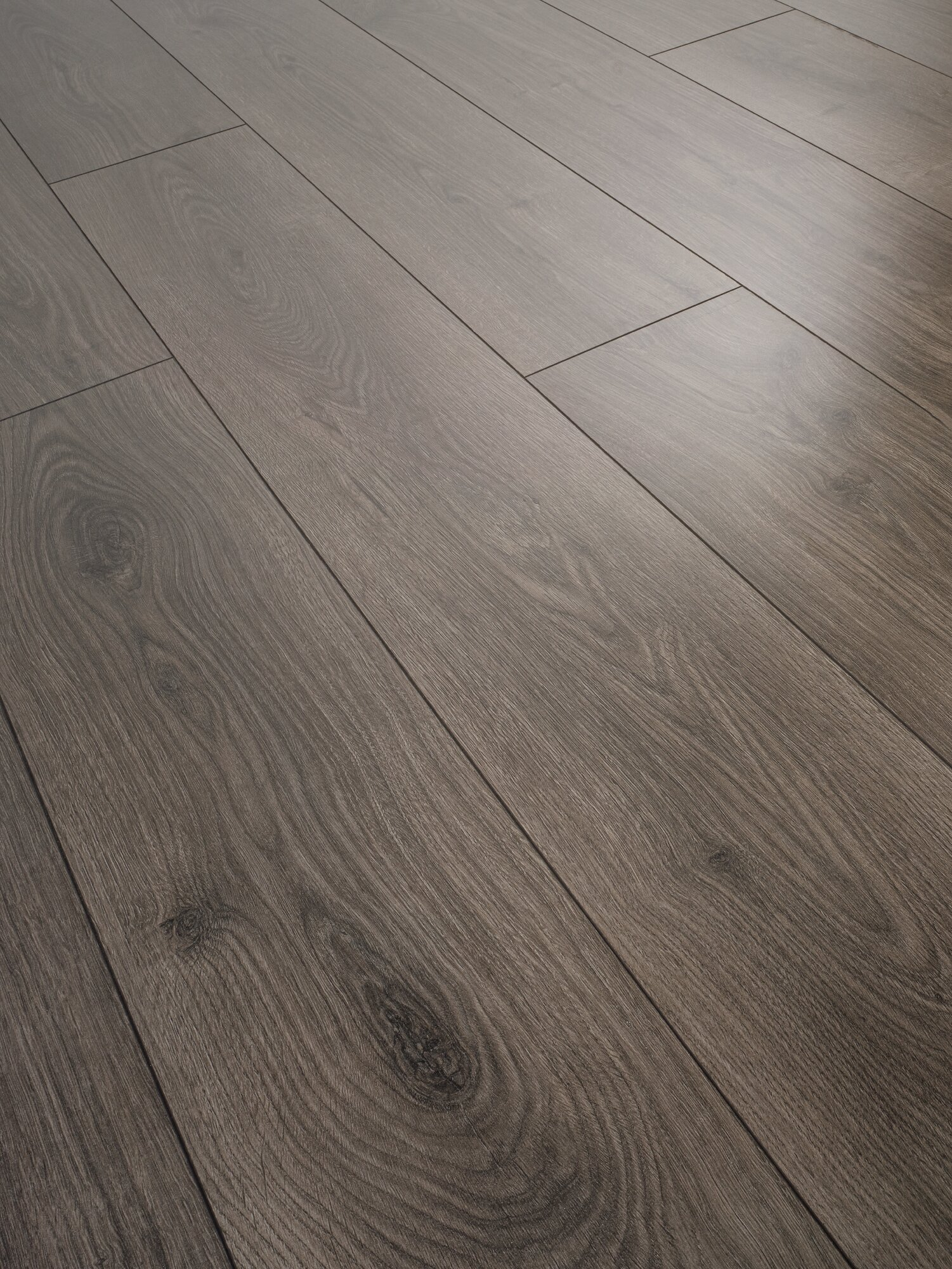 Parchet laminat lucios Swiss Krono Noblesse Brilliant D 4933 Natural Oak Coal poza 2021