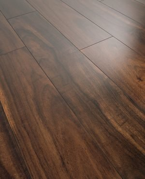 Parchet laminat lucios Swiss Krono Noblesse Brilliant D 4938 Majestetic Walnut