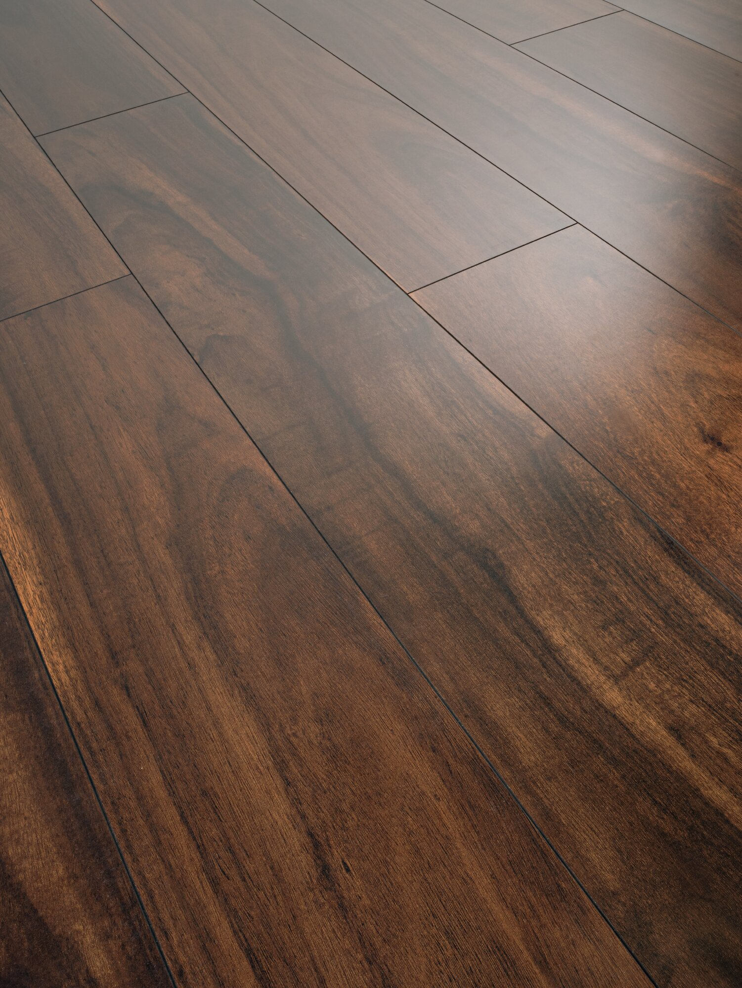 Parchet laminat lucios Swiss Krono Noblesse Brilliant D 4938 Majestetic Walnut poza 2021