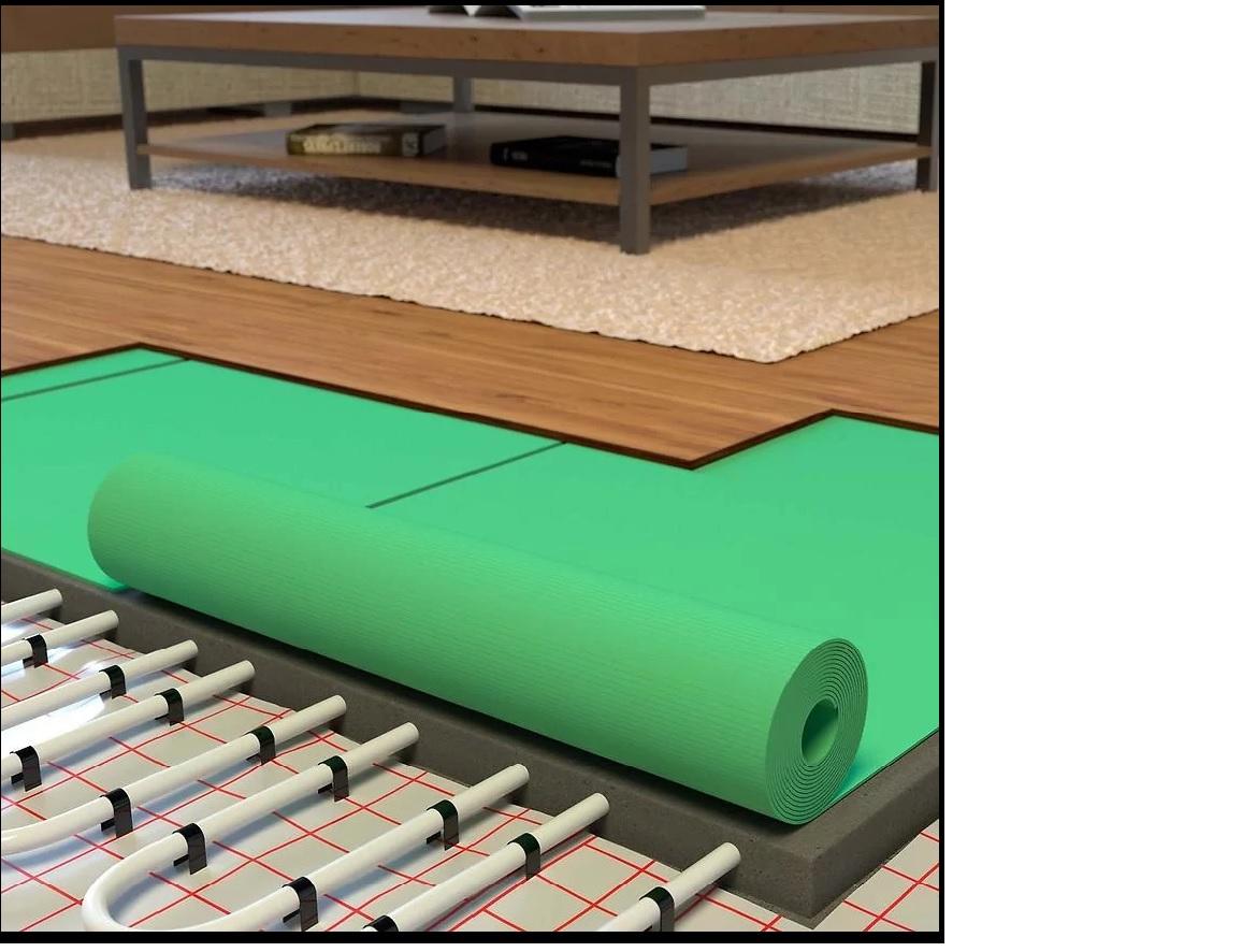Izofloor perforat 2 mm verde VTM Holding