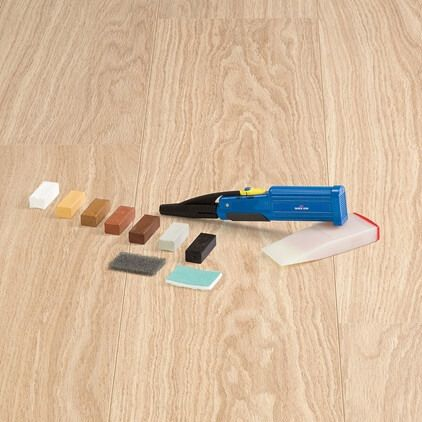 Kit reparatii parchet laminat si triplustratificat Quick Step