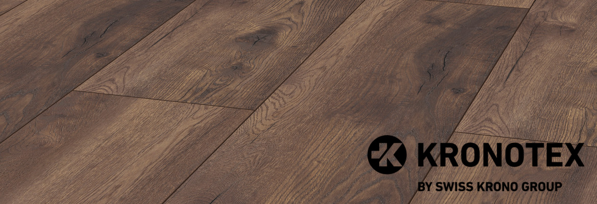 Parchet Laminat Kronotex Mega Plus Pettersson Oak Dark D 4766 imagine