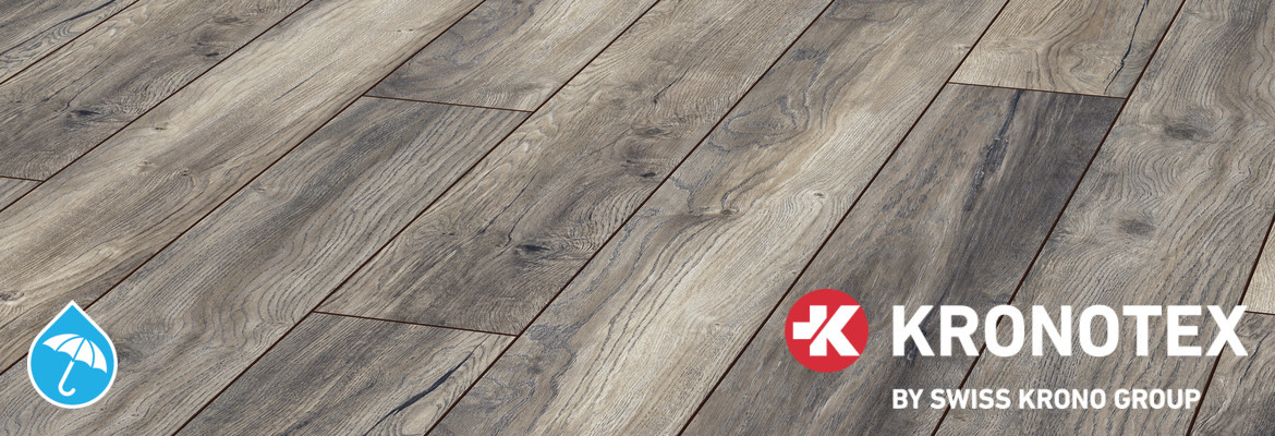 Parchet Laminat Kronotex Robusto Harbour Stejar Gri D 3572 imagine